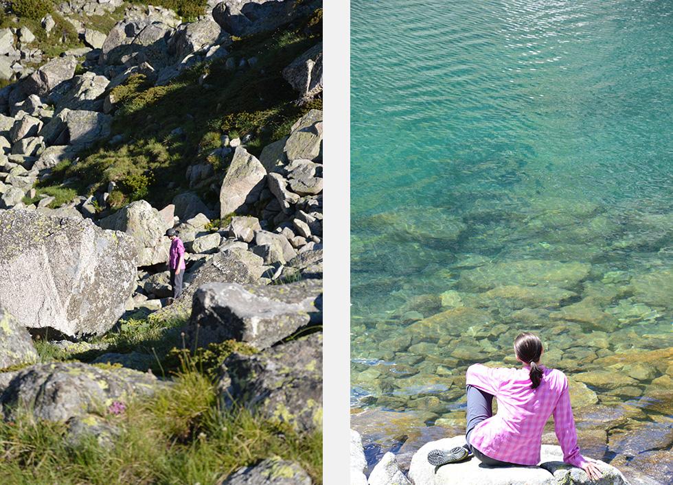 Камені-велетні Алеково озеро